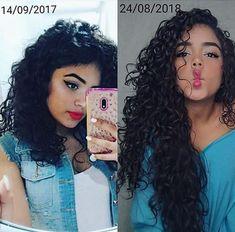 Chás que fazem o cabelo crescer absurdamente. Sweet Hair Professional, Diy Hairstyles, Curly Hair Styles, Hair Beauty, Dreadlocks, Site Wordpress, How To Remove, Instagram, Straight Hair