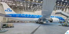 Foto's KLM B787 | Up in the Sky