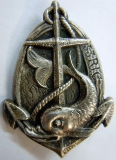 Insigne 53° RIC Infanterie Coloniale Original Drago Béranger Wwii | eBay