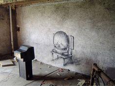Dran, 'el Banksy francés'