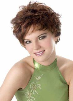 Best+Short+Curly+Hairstyles | 25 Best Short Haircuts For Curly Hair | 2013 Short Haircut for Women