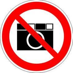 Google Afbeeldingen resultaat voor http://2.bp.blogspot.com/__DE5z8VQp7Q/S6vIMRFn1jI/AAAAAAAAA0E/bJOU6fICpwQ/s320/verboden%2Bte%2Bfotograferen.jpg