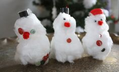 Awesome Christmas crafts for kids to make as gifts.