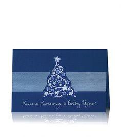 A Classic Collection újévi üdvözletek készítését a klasszikus karácsonyi motívumok ihlették, mint például a karácsonyi hópelyhek, behavazott táj, fenyőfák.