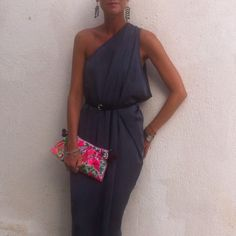 Grecian style dress www.annamavridis.com