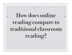 Internet Reciprocal Teaching