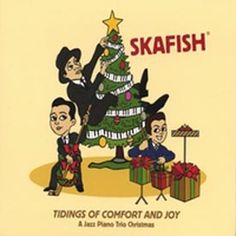 amazing... the most uniquely stylized jazz holiday collection i've had the pleasure of hearing in a while.. $13