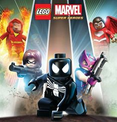 Lego Marvel Super Heroes, abinote spiderman, original Hawkeye, Winter soldier, a. Ms Marvel, Lego Marvel Super Heroes, Marvel Comics, Marvel Venom, Spiderman Original, Lego Spiderman, Marvel Legends, Lego Videos, Lego Toys