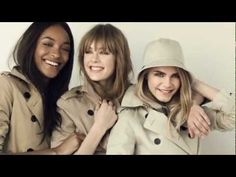 Burberry Beauty: The Campaign