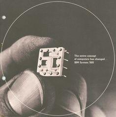 IBM 360 Chip