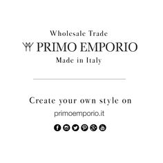 • We are in the middle of the Spring Summer collection 2016, new amazing items available and many more incoming soon for you. Thank you so much for supporting us. •  www.primoemporio.it  #primoemporio #spring #summer #newcollection #onlinestore #elegance #mensfashion #onlinestore
