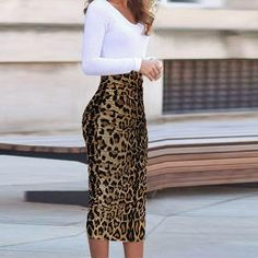 Description Product Name Autumn Leopard Printed Bodycon SKU Material Polyester fiber Style Fashion Occasion Pa Tight Dresses, Casual Dresses, Maxi Dresses, Bandage Dresses, Summer Dresses, Long Dresses, Dress Long, Dress Outfits, Fashion Dresses