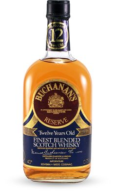whiskey | buchanan s reserve 12 years old category whiskey scotch whisky country ...