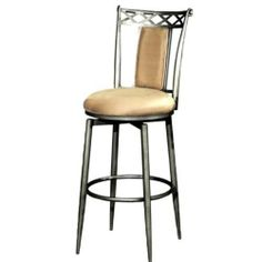 "26"" Swivel/Memory Return Stool By Chintaly by Chintaly Imports. $153.98. Seat back fully welded. Constructed for Home or Commercial Usage. Seat is upholstered in beige fabric. Swivel memory. Based in Farmingdale New York Chintaly Imports has been supplying the furniture industry with quality products since 1997. This assortment of products includes many high-styled contemporary and traditionally-styled items. Dimensions:20.43W x 19.06D x 41.26H Some assembly may ..."