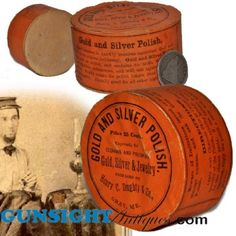 Civil War era Gold & Silver POLISH (Image1)