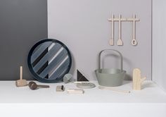 The Shaker-inspired Furnishing Utopia project, which originally launched at OFFSITE last year, debuted new works by Studio Gorm, Ladies & Gentlemen Studio, Chris Specce, Bertjan Pot, Vera & Kyte, Anderssen & Voll, and more.