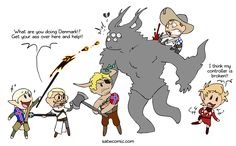 Ride the Dragon - Scandinavia and the World meets Dragon Age Inquisition!