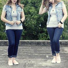 Tem também meu look do dia lá no #eiEutil, é só acessar: http://eieutil.com/look-do-dia/ e ver todos os nossos look no blog! [ISA]  #lookdodia #look #fashion