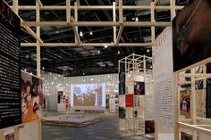 Quintessence of Love and Legend of Free Magazinesdesigned by: Torafu ArchitectsOrganizer: KAZETOROCK, OMOTESANDO HILLS / Producer: Soken Ito / Poster & Flyer design: groovisions / Site graphic design: TAKAIYAMA / Lightings: Akifumi Yonei