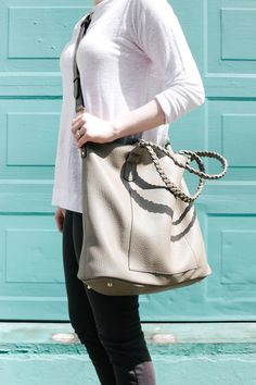 Maggie Oversized Tote fromSoleSociety