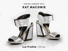 Sandalo alto Kat Maconie