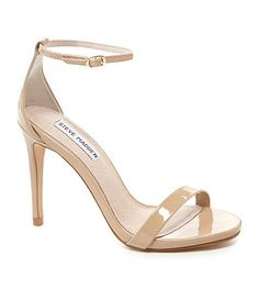 Steve Madden Nude Stecy Sandals