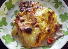 Kasvislasagne Lasagna, Ethnic Recipes, Food, Essen, Meals, Yemek, Lasagne, Eten