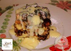 Érdekel a receptje? Kattints a képre! Ciabatta, Guam, Cookie Desserts, Jaba, Cake Cookies, Mashed Potatoes, Muffin, Eggs, Beef