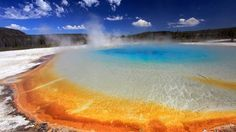 Explore Yellowstone, the First National Park Ever Created