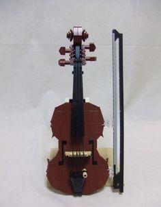 Lego music instrument