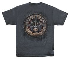 BikerOrNot Store - Chris Kyle Frog Foundation - Gritty Logo T-Shirt, $21.97 (http://store.bikerornot.com/chris-kyle-frog-foundation-gritty-logo-t-shirt/?utm_source=fb