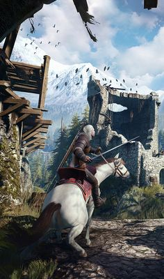 the witcher 3 wild hunt                                                                                                                                                                                 Mais