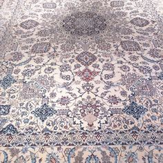 Persian Design Wool And Silk