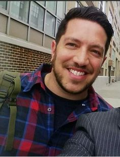 Sal Vulcano wraps up our 4 Impractical Jokers from Monsignor Farrell High School. He went on to attend St. Johns University and continues to make us laugh week in and week out on his show. You Funny, Really Funny, Funny People, Hilarious, Jokers Wild, Impractical Jokers, Hey Good Lookin, Reality Tv Shows, Dream Guy