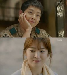"""[Spoiler] """"Descendants of the Sun"""" Song Joong-ki and Song Hye-kyo, today is the 1st day @ HanCinema :: The Korean Movie and Drama Database"""