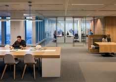 Cool offices: The Municipality of Rotterdam's new headquarters