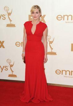 Kate Winslet in Elie Saab - 2011 Emmys