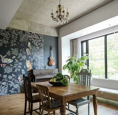 Home Improvement, Dining Table, Windows, Simple, Interior, Walls, Furniture, Home Decor, Decoration Home