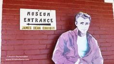 Fairmount Historical Museum: LOTS of James Dean! Very neat! Fairmount, #Indiana