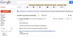 Hackers Reveals Vulnerability In Gmail Password Reset System -  [Click on Image Or Source on Top to See Full News]