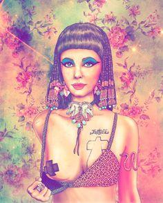 Cleopatra by Fab Ciraolo