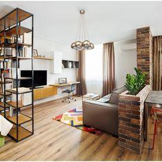 Lustra MW-Light Techno 492015807  #homedecor #interiordesign #inspiration #interiordesign #livingroom #decor #decoration Techno, Corner Desk, Divider, Loft, Living Room, Interior Design, Bed, Furniture, Home Decor