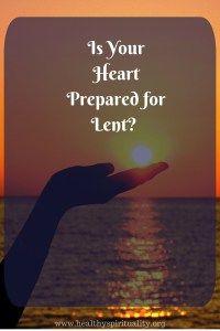 Observe Lent