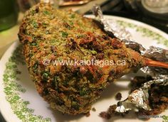 Pistachio Rack of Lamb With Xinomavro Jus