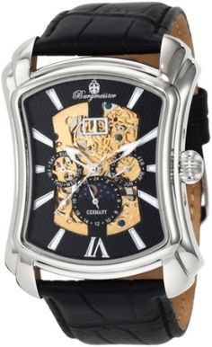 Burgmeister Men's BM113-122 Wisconsin Automatic Watch