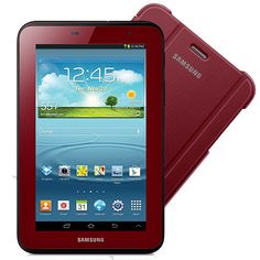 Samsung Galaxy Tab 2 Garnet Red Edition Bundle with Case (7-Inch, Wi-Fi) - See more at: http://bestcomputerbrands.com/computers-accessories/samsung-galaxy-tab-2-garnet-red-edition-bundle-with-case-7inch-wifi-com/#sthash.cYvk9vox.dpuf