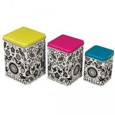 Folklore Storage Tins