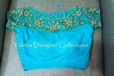 New Saree Blouse Designs, Netted Blouse Designs, Blouse Designs High Neck, Best Blouse Designs, Simple Blouse Designs, Stylish Blouse Design, Blouse Patterns, Blouse Styles, Work Blouse