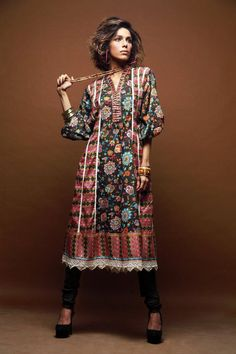 Khaddi Lawn Summer Collection 2011-12