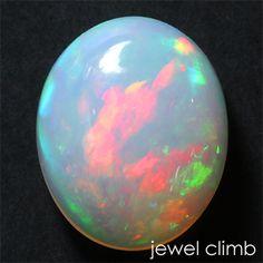 スーダン産クリスタルオパール(Crystal Opal)2.17CT